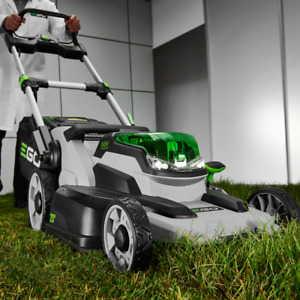 "NEW EGO 56  VOLT 20"" LAWNMOWER , 5.0 AH BATTERY & CHARGER"