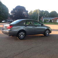2006 Toyota Corolla PRACTICALLY NEW ONLY 91000 KMS Sedan