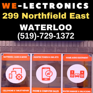 We-Lectronics - Phone Repairs - 299 Northfield Dr East Waterloo