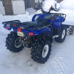 """2002 Grizzly 670  """"Trade for a dirt bike?!!!"""