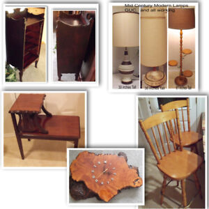 Downsizing (Furniture,Lamps,Mirrors,Decor) by Appointment
