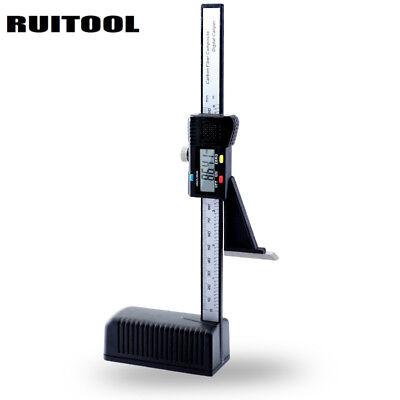 Digital Height Gauge 0-150mm6 Caliper Electronic Woodworking Measurement Tool