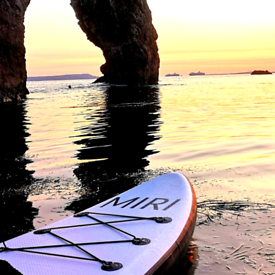 New MIRI PADDLE BOARD - Sameday collection available