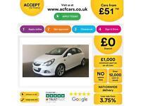Vauxhall Corsa 1.6i 16v Turbo VXR FINANCE OFFER FROM £51 PER WEEK!