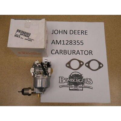 John Deere Carburetor Kawasaki LX188 LX279 LX289 AM128355 INCLUDES GASKETS
