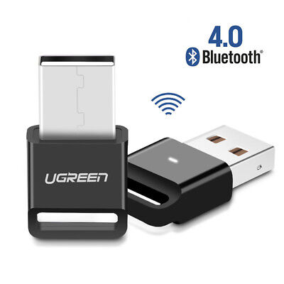 USB Bluetooth Adapter Dongle Receiver Transmitter for PC Mobile Speaker Tablet…