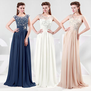Mint-Beaded-Evening-Formal-Bridesmaid-Homecoming-Ball-Gown-Prom-Party-Dresses