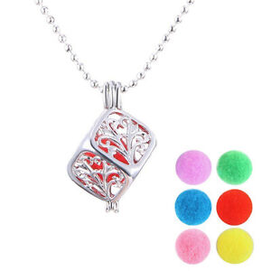 Locket Fragrance Essential Oil Aromatherapy Diffuser Necklace Kitchener / Waterloo Kitchener Area image 3