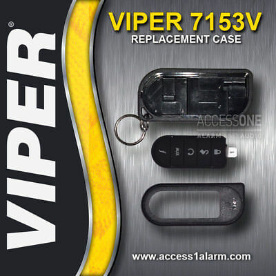 Viper 7153V 1-Way Remote Control Replacement Transmitter Case For The 5204V