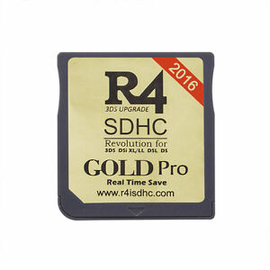 R4 Gold Pro Game Card for DS Lite DSi 2DS 3DS XL & 400+ Games Kitchener / Waterloo Kitchener Area image 2