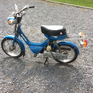 Suzuki fa 50 mini cycle
