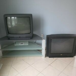 tv's & stand
