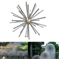 "1.5"" Crystal Ball(Dandelion) Fountain Nozzle 147003"
