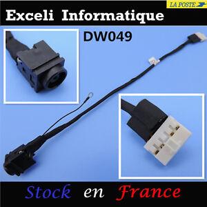 DC en câble pour Sony Vaio VPCEL2S1E / B VPCEL2S1E / w power jack socket fil - France - État : Neuf: Objet neuf et intact, n'ayant jamais servi, non ouvert, vendu dans son emballage d'origine (lorsqu'il y en a un). L'emballage doit tre le mme que celui de l'objet vendu en magasin, sauf si l'objet a été emballé par le fabricant d - France
