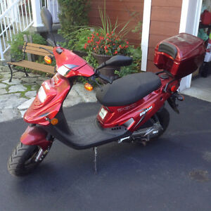 Scooter PGO 2005