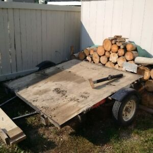 Compact Utility trailer