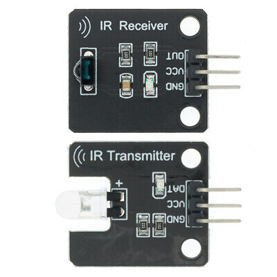 Ir Infrared Sender Ir Digital Infrared Receiver Sensor Module For Arduino