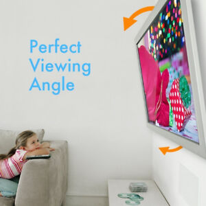 *-*new Support mural mince inclinable de 32 po à 70 po TV Wall