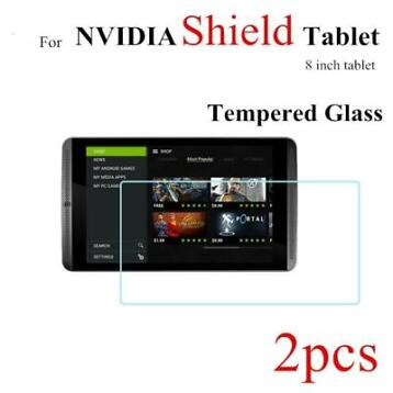 2 stks Voor NVIDIA SHIELD Tablet Glas Screen Protector