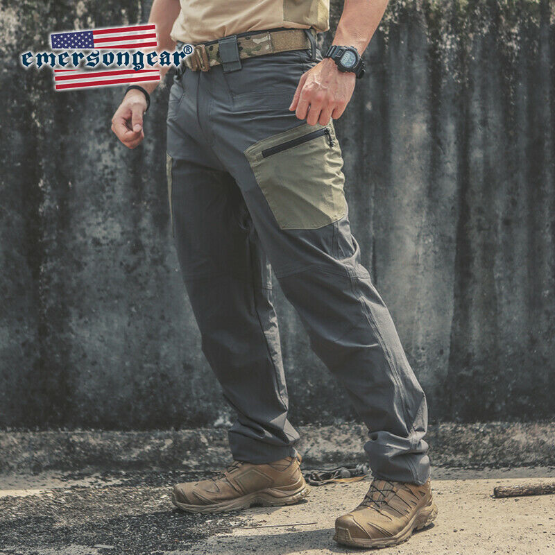 EmersonGearS Tactical Function Combat Pants Ankle Banded Pants 2.0 Outdoor Pant