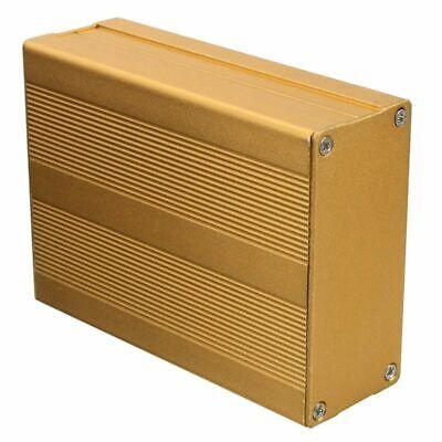 Aluminum Pcb Instrument Box Enclosure Electronic Project Case Diy - L5e9
