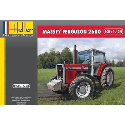 Heller 1/24 Massey Ferguson 2680 # 81402