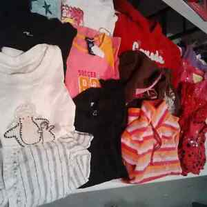 Girls LOT size 7 and 8 (62 pieces) Cambridge Kitchener Area image 5