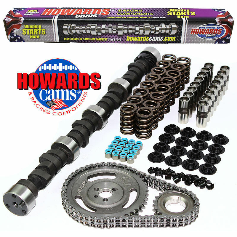"HOWARD'S 1200-4600 RPM BBC American Muscle™ 346/348 473""/473"" 113° Hyd Cam Kit"