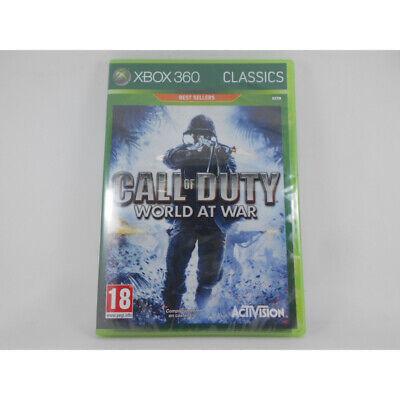 Call of Duty: World at War - Classics - Xbox 360 -...