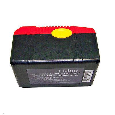 Pour Snap sur batterie 18 V Batterie CTB4185 CTB4187 Livraison Gratuite *