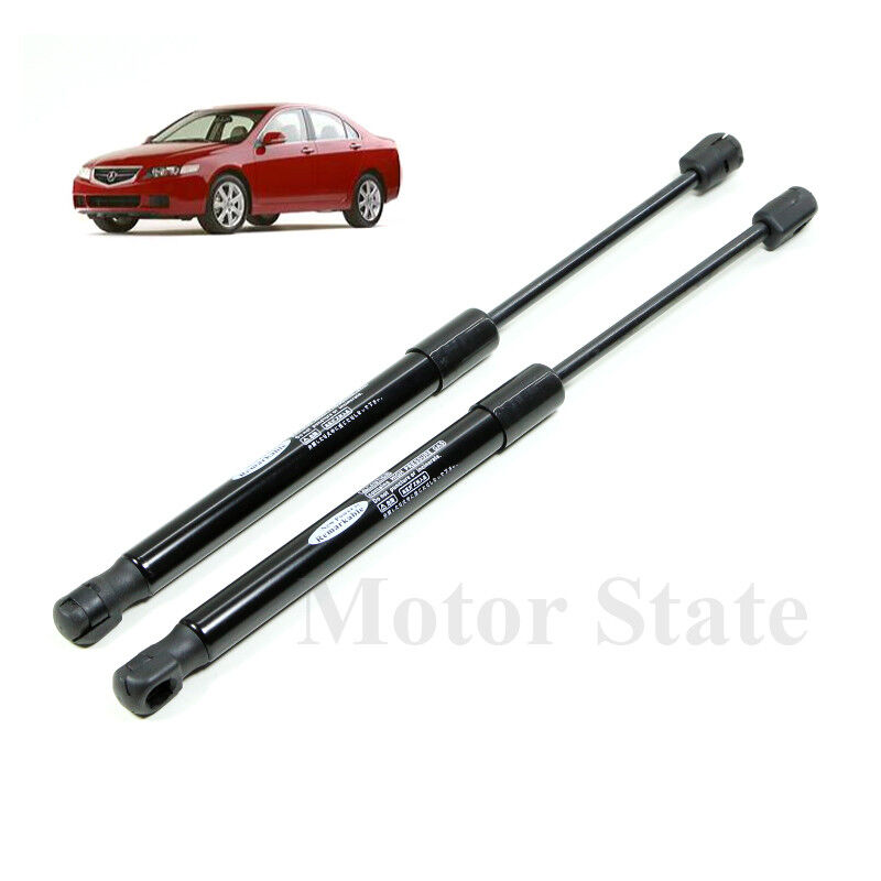 For 2004-2008 Acura TL Pair Hood Lift Supports Shocks