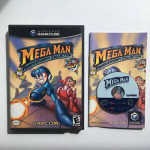 Nintendo Gamecube - Mega Man : Anniversary Collection