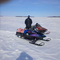 my running sled with ownership for something for my kids
