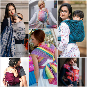 Babywearing and Cloth Diapers!