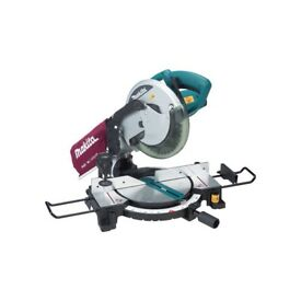Makita MLS100 1500W 255mm Mitre Saw 240V - brand new, unopened, boxed