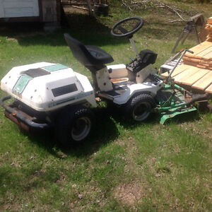 Bolens lawn tractor plus one for part