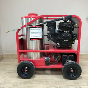 Kohler Hot Water Pressure washer 4000 PSI Electric start 14HP