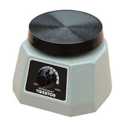 Dental New Investment Vibrator 4 Round Shaker Oscillator Lab Equipment