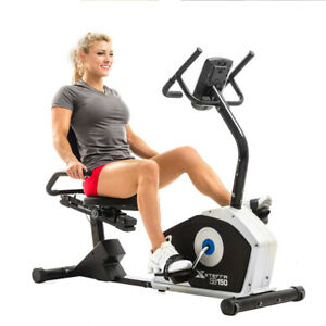Fitness B150 Recumbent Bike with 24 Magnetic $210