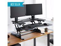 Vari-desk/Varidesk (sit-down/stand-up desk) - used - good condition