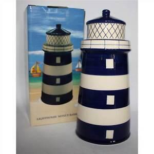 Lighthouse-Money-Bank-Piggybank-Box-Ceramic-Highly-Decorative-Blue-Gift-Boxed