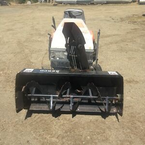 "44 "" Bercomac Snowblower"