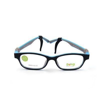 Children Glasses Frame Silicone Glasses Kids Safe Eyeglasses Rubber Kids Eyewear
