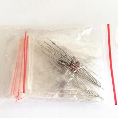 60pcs 1w 3v-9.1v Zener Diode Kit Assortment Set 12 Values Each 5x
