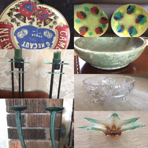Various home items