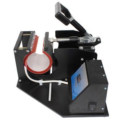 Usa Heat Press Transfer Sublimation Machine Dual Digital For Cup Coffee Mug 11oz