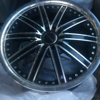 "17"" alum multi 5 bolt rims"