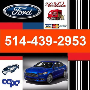 Ford Fusion ► Fenders and Bumpers • Ailes et Pare-chocs