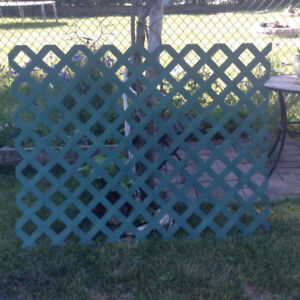 plastic fence for sale