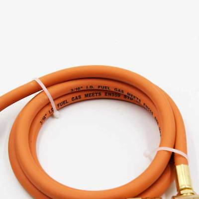Mapp Gas Hand Torch Self Ignition Turbo Torch With Hose Welding Plumbing Propane